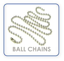 Supplier of ball chain lanyard, beaded chains lanyards, neck chain lanyards,  metal ball chains