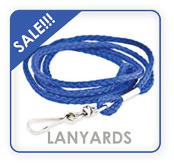 Low Cost Plain Lanyard Supplies - School Lanyards, College, University Lanyards