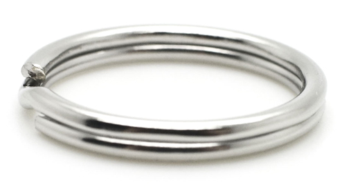 Keychain Split Key Ring 3 4 Quot 20mm Heavy Duty Key Ring